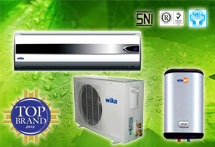 WIKA Aircon Water Heater AWH 60